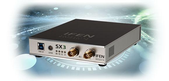 SX3 GNSS Software Receiver
