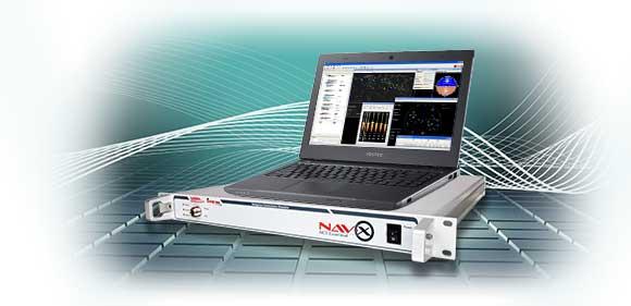 NAVX-NCS Essential GNSS Simulator